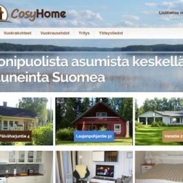 Huoneistohotelli Cosy Home