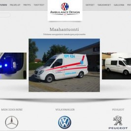 Ambulanse Design MS Oy